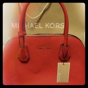 NEW Micheal Kors Large Satchel Handbag